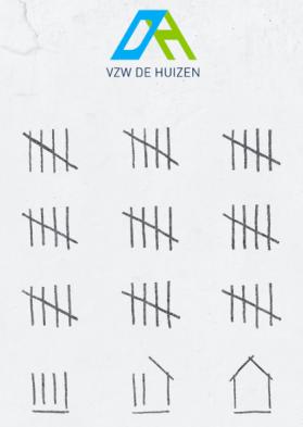 De Huizen logo